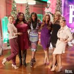 Oh My! Tameka Raymond Dishes On Usher, Sex Tape Allegations, and more on 'The Real'