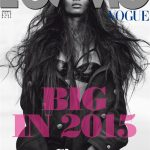 [New Fashion Alert] Ciara Covers L'Uomo Vogue