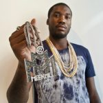 Meek Mill Blasts Floyd Mayweather's Girlfriend Over Nicki Minaj Ring