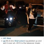 Who Do You Love? Rapper YG and DJ Mustard Call A Truce To Their Hip Hop Beef