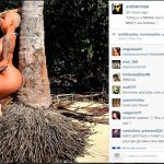 Butt of Course! @DaRealAmberRose Shows No Mercy, Shrugs Off Critics With More Revealing Photos