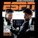 An Unlikely Pair: J Cole and Dale Earnhardt Jr Share Magazine Cover