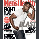 Kevin Hart Covers Men's Health March 2015 Issue