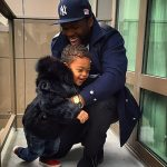 50 Cent's Two-Year-Old Son Receives Modeling Contract