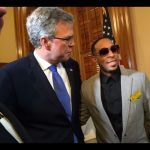 Congrats! @Ludacris Honored at Georgia State Capital for Community Service