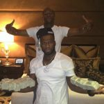 The Money Team is Back! 50 Cent and Floyd Mayweather Friends Again