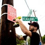 "Artist Jay Shells Continues His ""Rap Quotes"" Project in Atlanta"