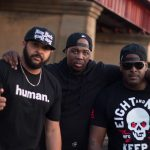 "BTS Photo Alert: Erick Sermon, Sheek Louch, Joell Ortiz, & Produkt Film ""Make Room"" Video In The Bronx"