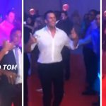 NFL Star Tom Brady Loves Hip Hop Dancing