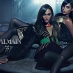New Fashion Alert: Joan Smalls X Erika Smalls Star In Balmain's #Sisters Fall 2015 Ad Campaign