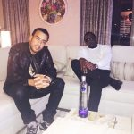 "French Montana Shows Effen Vodka Some Love ""Shout Out To Effen vodka,That Shit Kind Of Watered Down, But I Love It"""