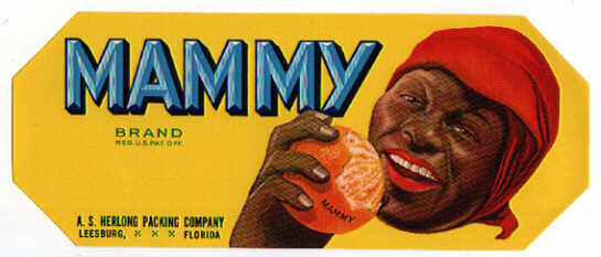 Mammy_Brand_Citrus_Label