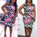 Who Wore It Better? Tahitia Allante VS Kandi Burruss In Herve Leger