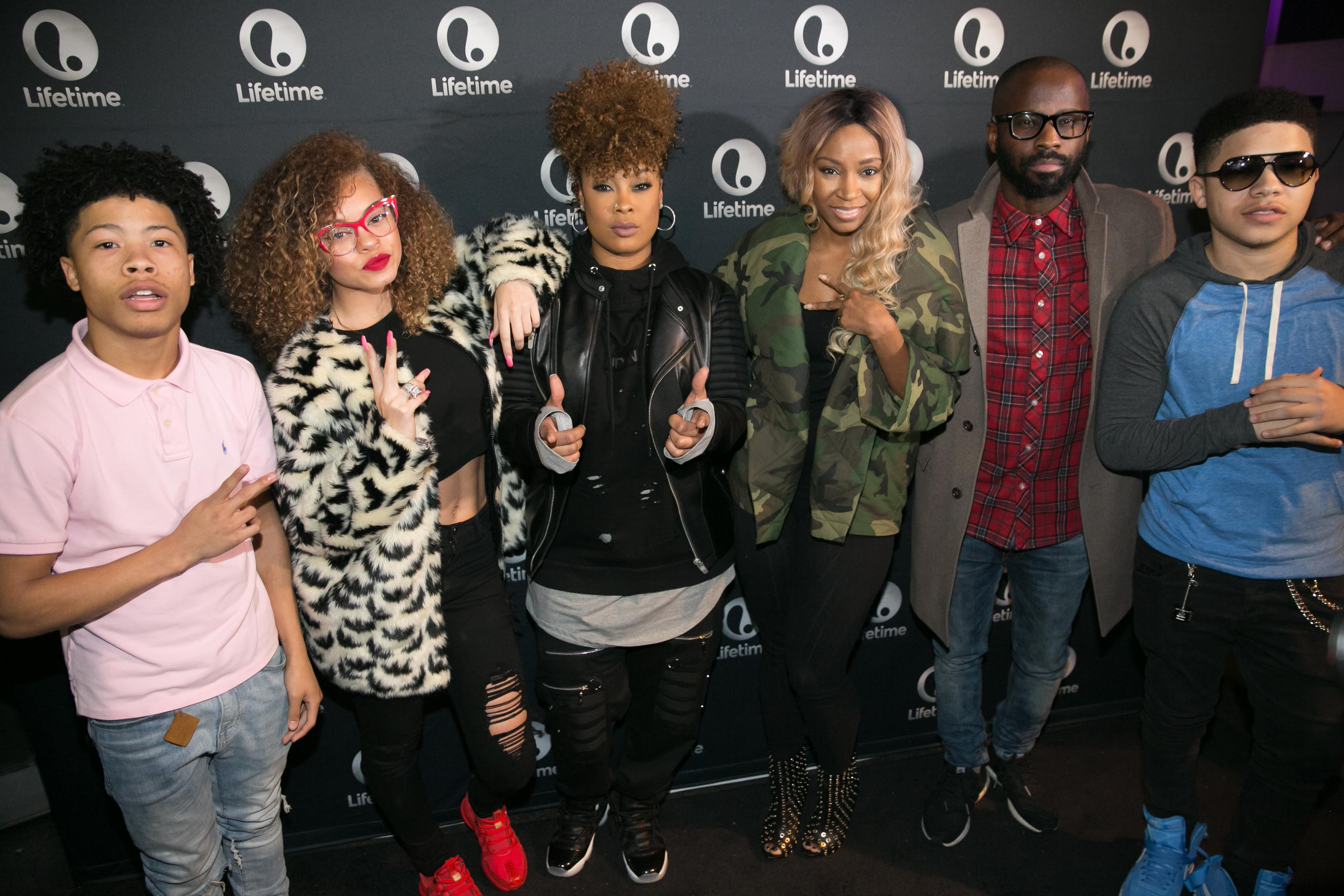 Exclusive: The Rap Game Viewing Party Hosted by Music