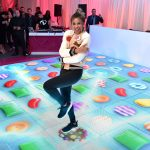 Interview: Ciara Demonstrates Her Dance Moves with Candy Crush Jelly Saga Game