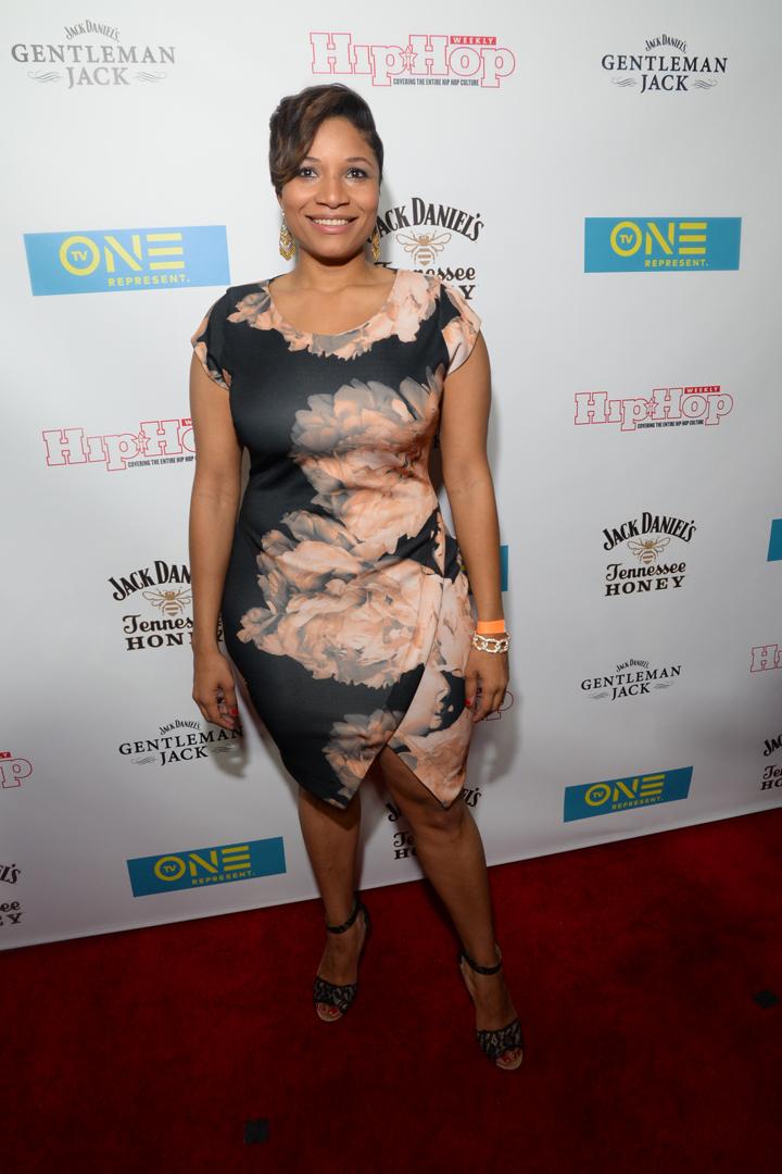 Lori Hall (TV One)