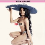 "New Music Alert: Azealia Banks Drops Steamy Cover Art & Mixtape Titled ""Slay-Z"""