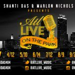 ATL Live on the Park Returns April 12, 2016 with Ed Lover as Opening Night Host