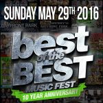 Special: Best of The Best Music Festival Memorial Day Weekend in Miami, Florida