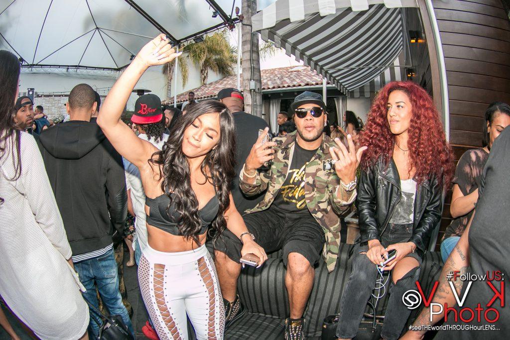Rosa Acosta, Flo-Rida,Geebin Flores,Don Benjamin,AC,Slim Thug,Sincere Show,DJ Dirty Draws,Erica Mena