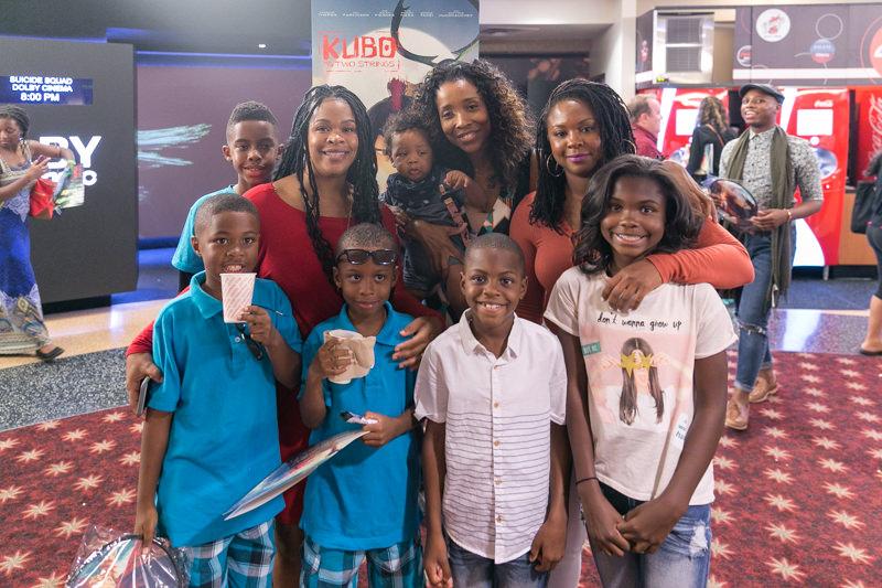 Monique Jackson - Kita Williams - Torrei Hart and kids ...
