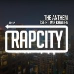 "New Music Alert: TSE Ft. Wiz Khalifa – ""The Anthem"""