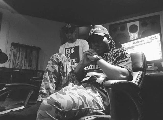 Starrz in Studio
