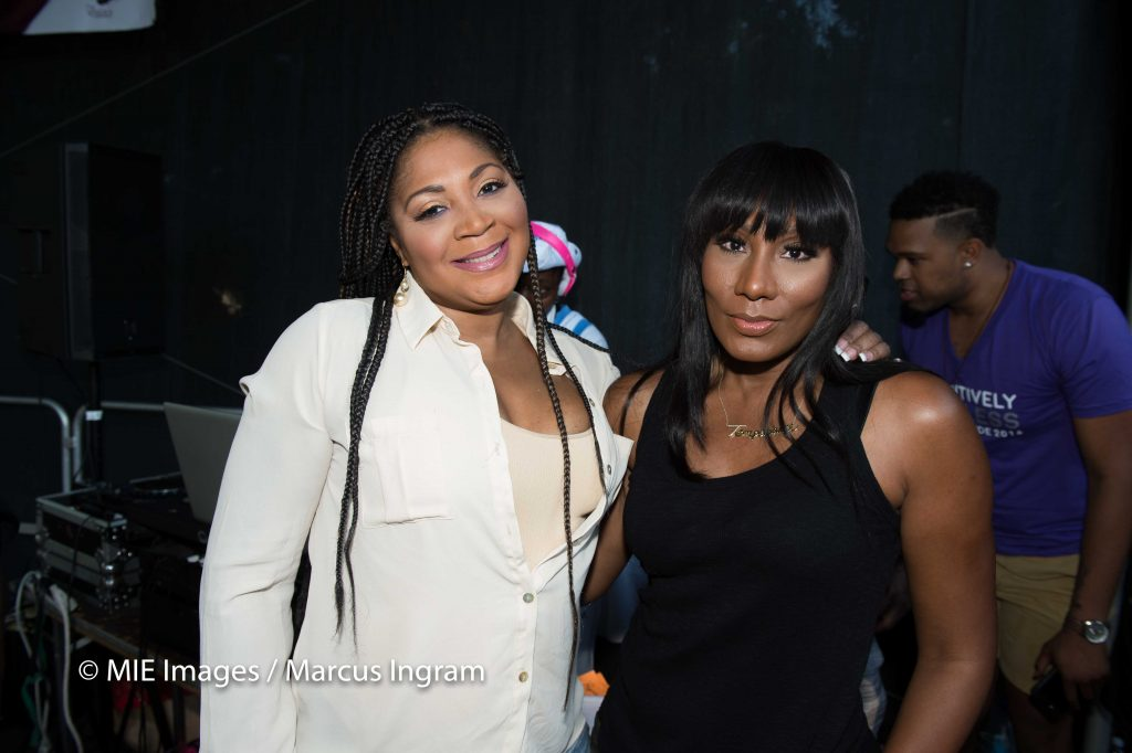 Trina and Towanda Braxton