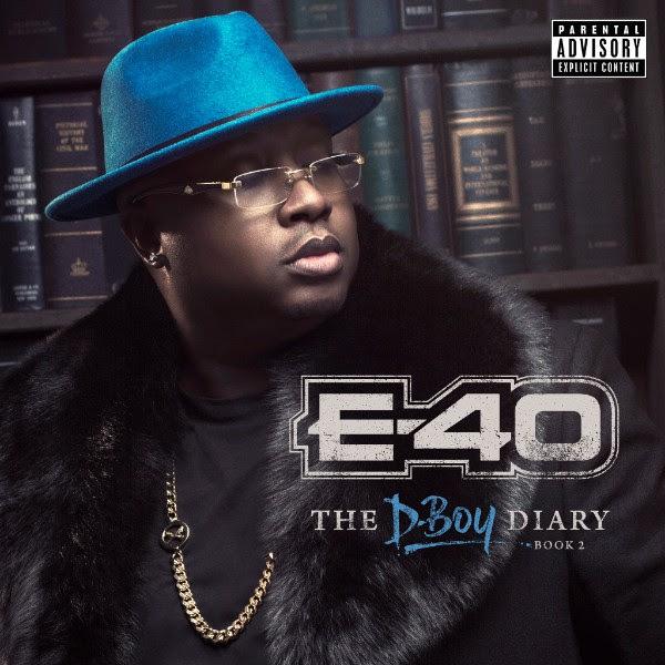 E-40 D-Boy Diary Book 2
