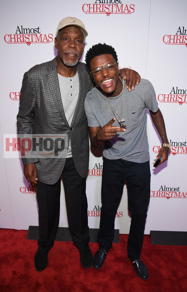 """ALMOST CHRISTMAS"" Atlanta Red Carpet Screening with Cast and Filmmakers"