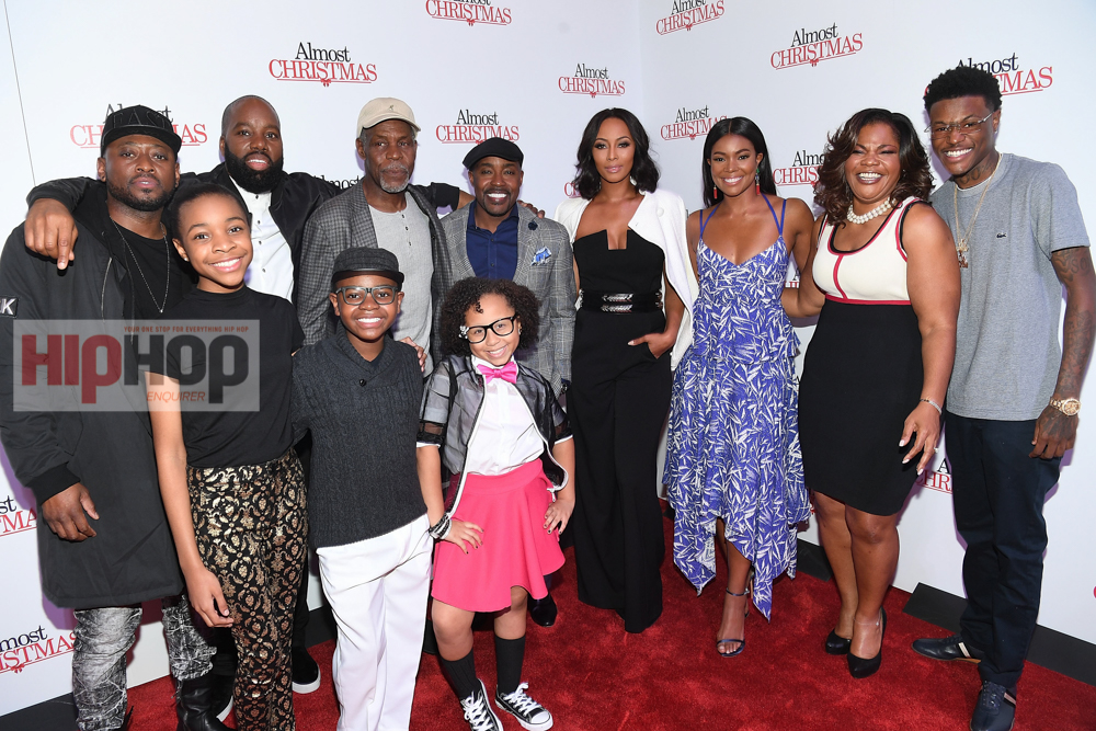 """""""ALMOST CHRISTMAS"""" Atlanta Red Carpet Screening with Cast and Filmmakers"""