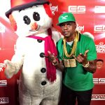 [PHOTOS] Bossie Badazz Gets Frosty With Iceman Nick For Boosie Bash