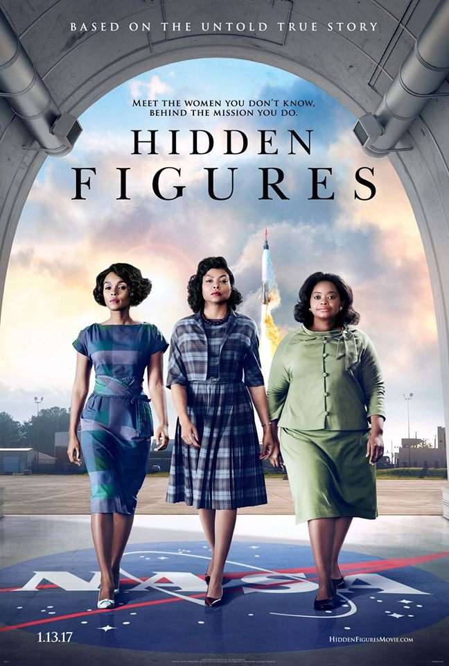 "Movie ""Hidden Figures"" Breaking Box Office Numbers in Their First Week's Opening"