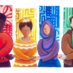 Google Celebrates MLK Day with Doodle & Civil Rights Photography from the High Museum of Art in Atlanta