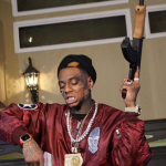 Rapper Soulja Boy Charged with Felony Weapons Possession; Faces 4 Years in Prison