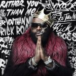 "@RickRoss""Dead Presidents"" featuring Future, Jeezy & Yo Gotti."