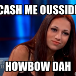 "Twitter Reacts! ""Cash Me Ousside"" Girl's Birthday Tweets Causes Heated Responses"