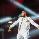 Dougie Fresh, Kid Capri, Usher, & Mary J Blidge Performs Live at Cincinnati Music Festival 2017