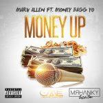 "Marv Allen Releases New Single ""Money Up"" Ft. Money Bagg Yo (Prod by Mr Hanky)"