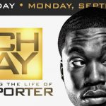 Meek Mill Performing at Rich Day in NYC on Labor Day