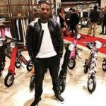 Money Moves: RAY J CLOSES $31 MILLION DEAL TO LAUNCH RAYCON, HIS NEW ELECTRIC TRANSPORTATION BRAND