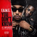 New Music Alert: F.A.M.E. – You Don't Know ft. Shy Glizzy