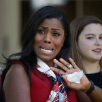 Update! Omarosa was actually fired & dragged out of the White House