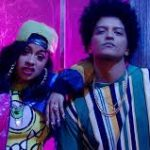 "Bruno Mars & Cardi B brought the 90's back with the remix of ""Finesse"""