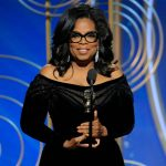 Oprah is First African-American Women to Win Cecil B. Demille Award at the Golden Globes; Delivers Historic Speech